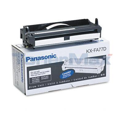 PANASONIC KX-FL501 521 DRUM UNIT BLACK